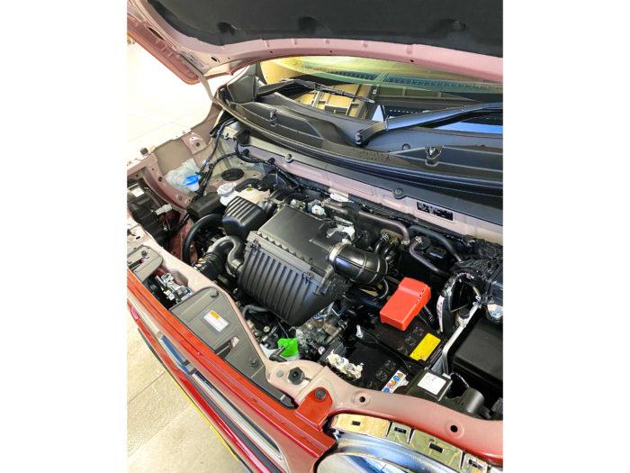 新型ハスラー HYBRID G 全方位モニター付きナビゲーション&スズキセーフティサポート_16