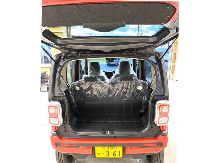 新型ハスラー HYBRID G 全方位モニター付きナビゲーション&スズキセーフティサポート_12
